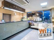 一泊4,880円(税別、年中同一料金)Wi-Fi全館完備