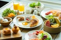 朝食ブッフェ イメージ2