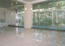 広々な大浴場