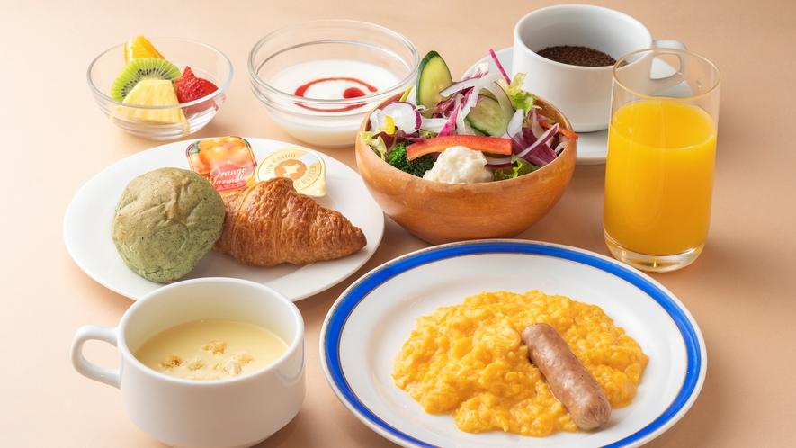 クレール「洋朝食」