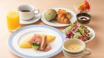オリンピア「洋朝食」