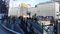 外観(JR「大阪駅」より)