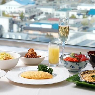 【楽天スーパーDEAL】【朝食付】青森を味わう贅沢な朝食付プラン