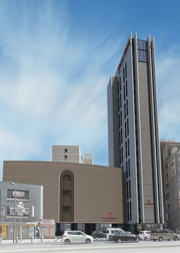 ホテルエミシア東京立川リブランド