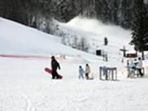 スキー場(宝台樹)