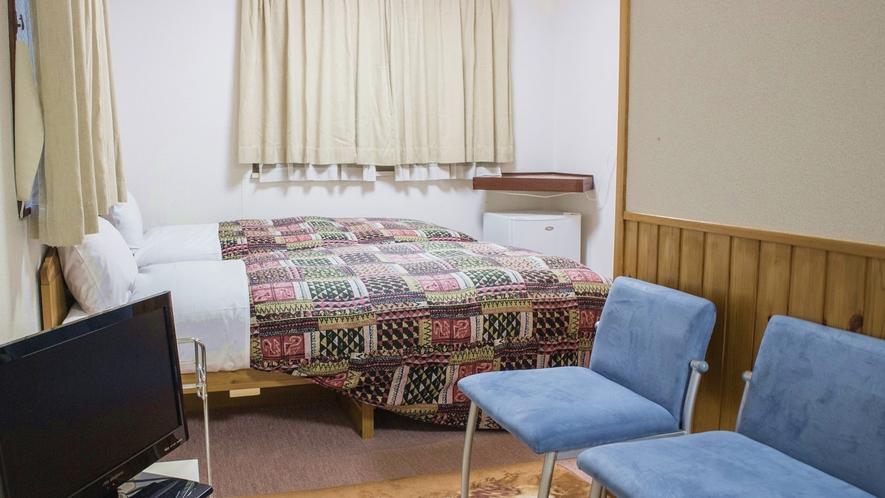 *4ベッドルーム/洋室を2間つないだお部屋。ご家族・グループにおすすめ。