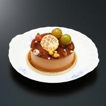 ホールケーキ チョコレートタイプ