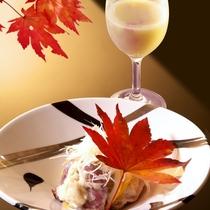 秋料理一例