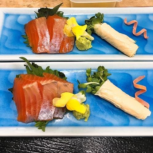 料理一例ギンヒカリ