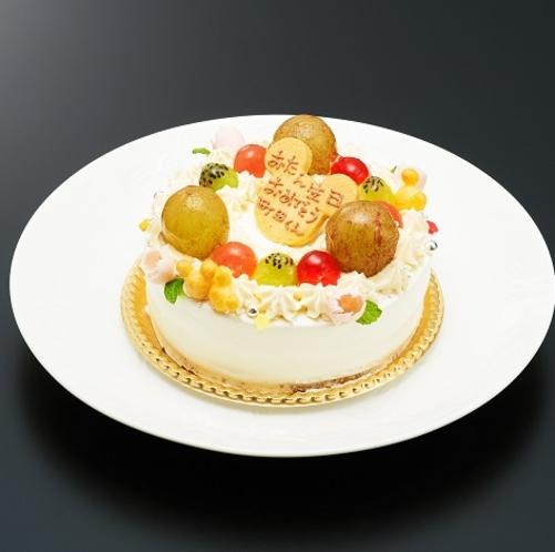 ホールケーキ 生クリームタイプ
