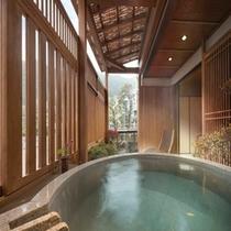 ■露天風呂付客室 アスナロ 4