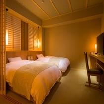 ■花水木寝室