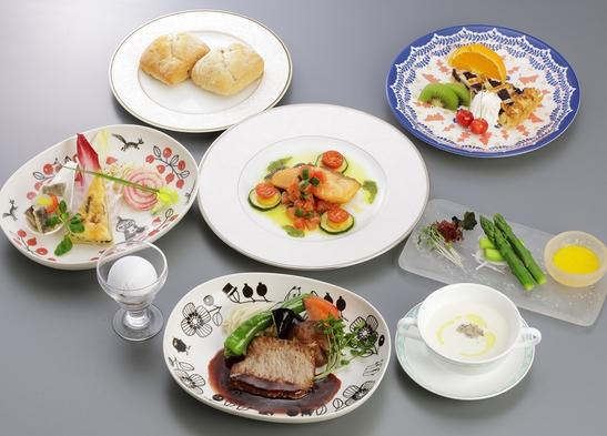 ☆特別夕食☆ムーミンバレーパーク入園引換券付!☆北欧風洋食コースプラン