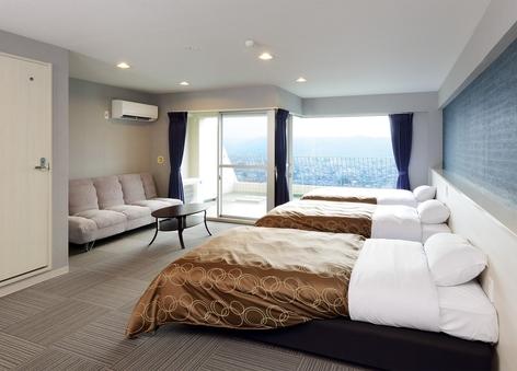 別館トリプル+ソファーベッド