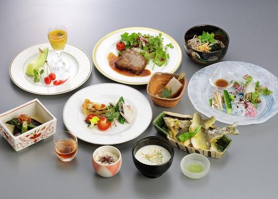 ご夕食は季節の会席で♪秩父の旬をお召し上がりください♪【別館】【和食】