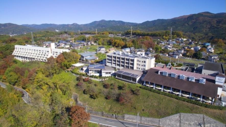 農園ホテル【全景】