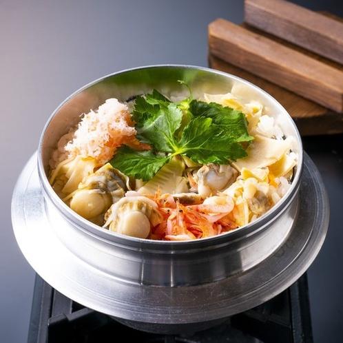 海鮮釜飯イメージ