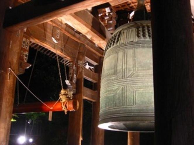 知恩院除夜の鐘