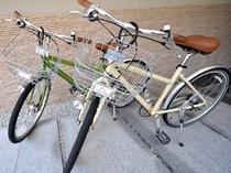レンタサイクル・・1,300円