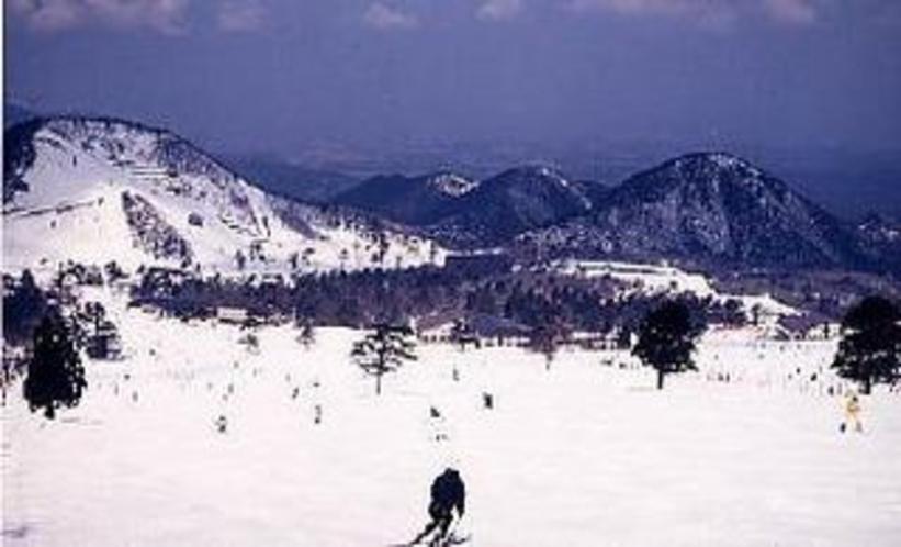 大山スキー場4