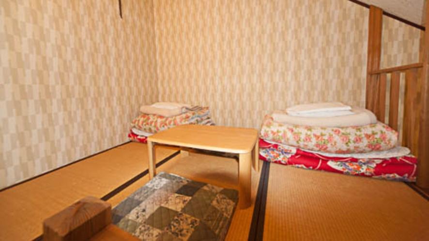 メゾネットルーム2階畳スペース