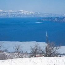 ■冬の十和田湖