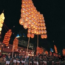 ■秋田竿燈まつり