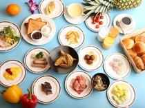 朝食バイキング(イメージ)