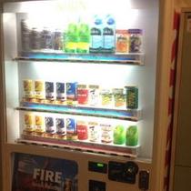 ロビー・食堂の自販機