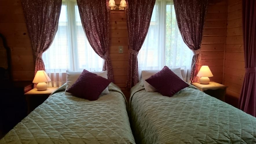 A棟1Fベッドルーム