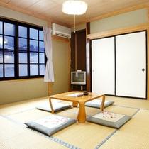 和室6畳 テレビ 無線LAN