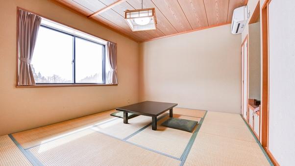 【禁煙】スタンダード和室10畳(バスなし・トイレ付)