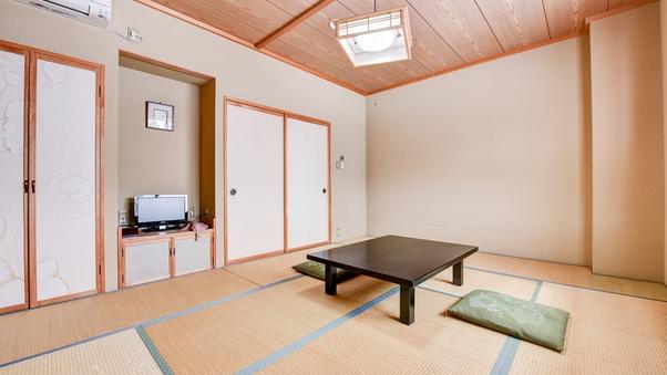 【禁煙】個室でお食事×和室10畳(バスなし・トイレ付)
