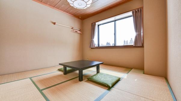 【禁煙】スタンダード和室8畳(バスなし・トイレ付)