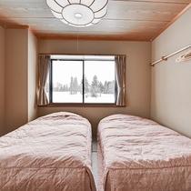 *お部屋一例(和室ツインベッド)