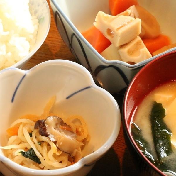 ☆料理_朝食_和_イメージ