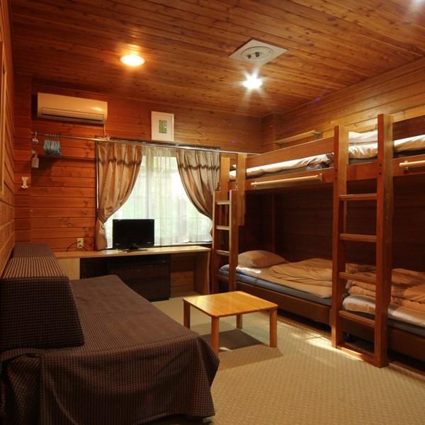 ☆客室_洋室 スキーヤー 定員4 (3)