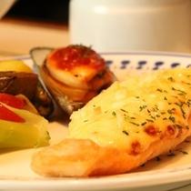 ☆料理_夕食_白身魚 (2)