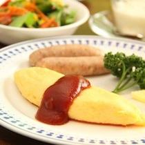 ☆料理_朝食_洋_オムレツ (2)
