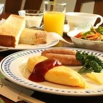 ☆料理_朝食_洋_オムレツ (1)