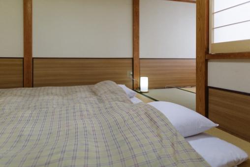 すずの間  【広間7.5畳+寝室8畳・禁煙】