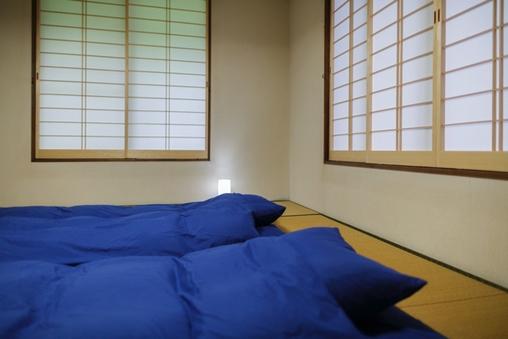 さわの間  【広間7.5畳+寝室10畳・禁煙】