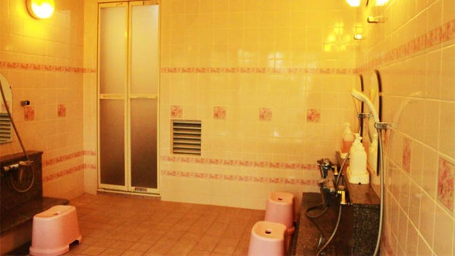 *大浴場:女湯/洗い場が複数ありますので、待たずにご入浴いただけます。