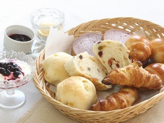 【2食付】手作りパンで朝食を!戸隠産のヘルシーメニューと焼きたてパンを!1泊2食付☆