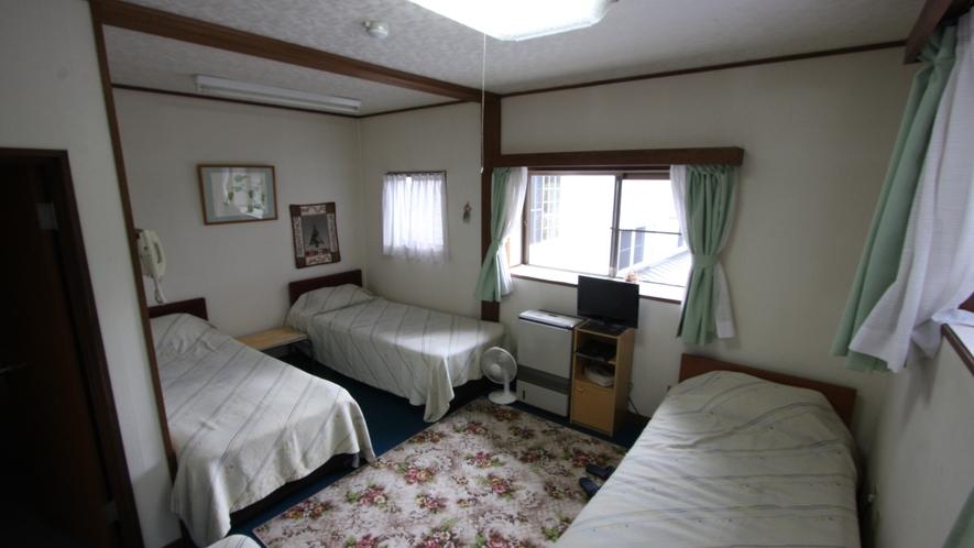 4ベットのお部屋