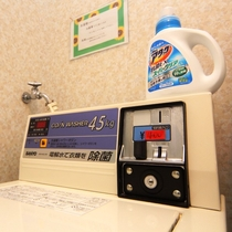 お風呂と洗濯機
