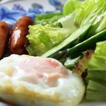 朝食(一般)