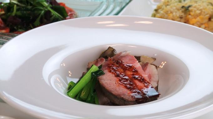 【グレードアップ】◆当館おすすめ◆今一番食べていただきたい!全7品特別コースディナー