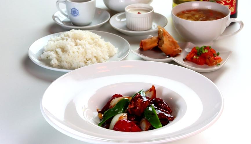 【食事】日替わりライトミール一例。今日は何が食べられるかお楽しみに♪