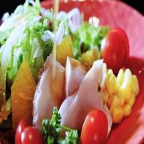 【朝食】和食のイメージ